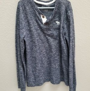 Abercrombie boys long sleeve top